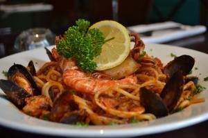 Spaghetti di Mare (seafood)